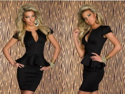 5145e7059484 Elegantní koktejlové šaty – ideální na večírek nebo koktejlovou ...